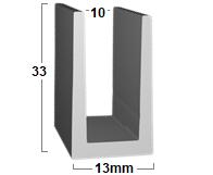 FS106 – Per Metre Commercial Seals FS106 – Per Metre