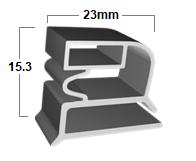 FS1A – Custom Size Commercial Seals FS1A – Custom Size