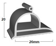 FS53 – Custom Size Commercial Seals FS53 – Custom Size