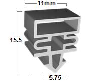 FSP199 – Custom Size Commercial Seals FSP199 – Custom Size