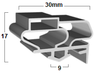 FSP244 – Custom Size Commercial Seals FSP244 – Custom Size