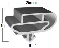 FSP30 – Custom Size Commercial Seals FSP30 – Custom Size