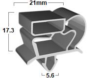 FSP950 – Custom Size Commercial Seals FSP950 – Custom Size