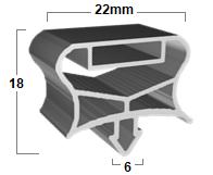 FSP951 – Custom Size Commercial Seals FSP951 – Custom Size