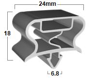 FSP952 – Custom Size Commercial Seals FSP952 – Custom Size
