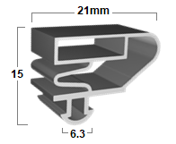 FSP956 – Custom Size Commercial Seals FSP956 – Custom Size