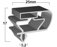 FSP967 – Custom Size Commercial Seals FSP967 – Custom Size