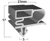 FSPN01 – Custom Size Commercial Seals FSPN01 – Custom Size